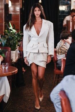 Matthew Adams Dolan New York Fashion Week Spring 2020 ©Imaxtree