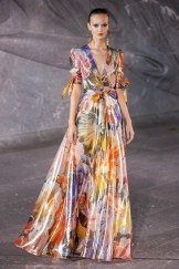 Naeem Khan New York Fashion Week Spring 2020 ©Imaxtree