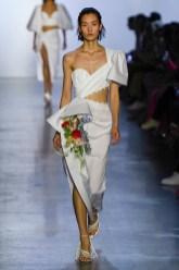 New York Fashion Week Spring 2020 ©Imaxtree