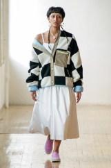 Sandy Liang New York Fashion Week Spring 2020 ©Imaxtree