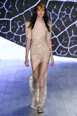 ThreeASFOUR New York Fashion Week Spring 2020 ©Imaxtree