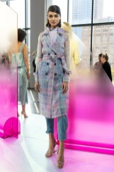 Veronica Beard New York Fashion Week Spring 2020 ©Imaxtree