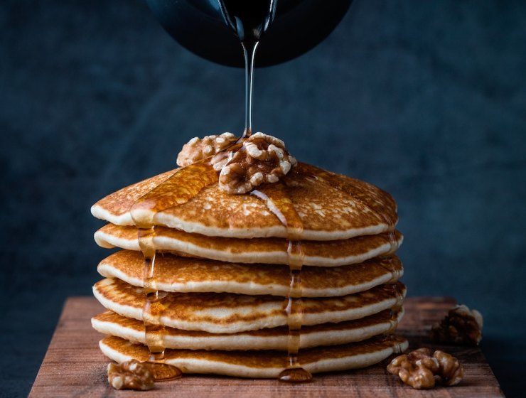 healthy protein packed pancakes recipe