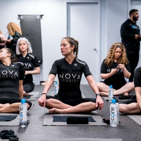 EMS Yoga Nova Fitness Tribeca
