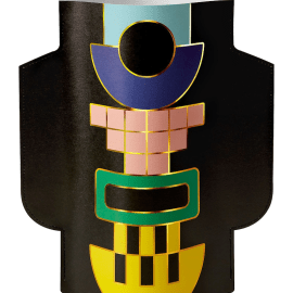 OCTAEVO TEMPLO DOUBLE-SIDED PAPER VASE COVER