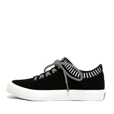 Blowfish Mazaki Bw Black Matrix Sneakers