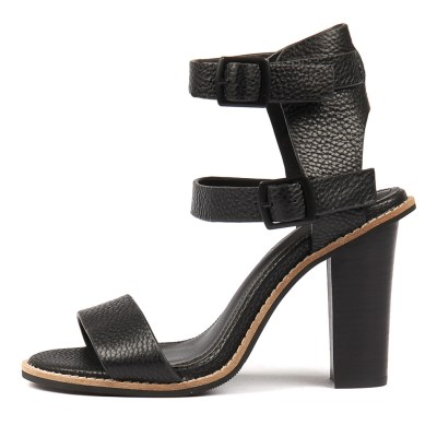Alias Mae Casper Black Sandals