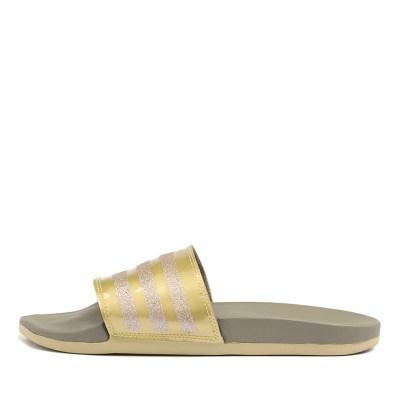 Adidas Neo Adi Cf+ Explorer Gold Cargo Gold Sandals