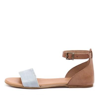 Beltrami Geneva Be Cielo (Denim) Sandals