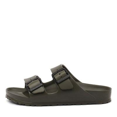 Birkenstock Arizona Eva Khaki Sandals
