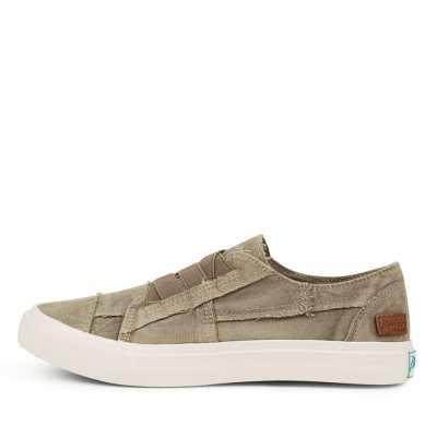 Blowfish Marley Bw Steel Grey Sneakers