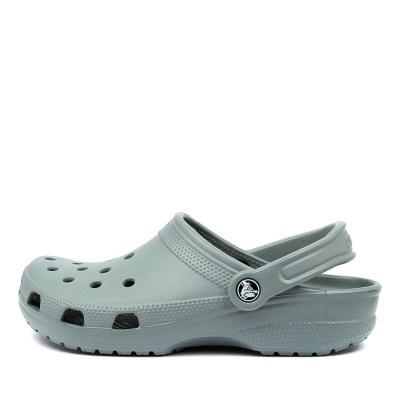 Crocs Women's Classic Dusty Green Sandals