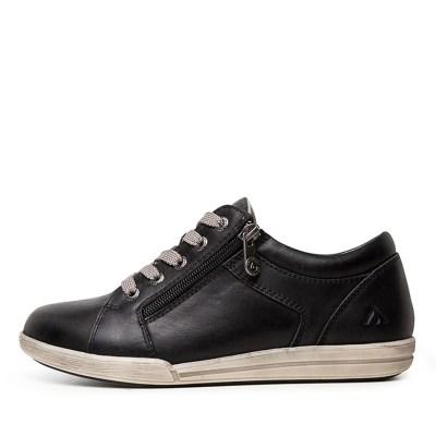 Colorado Merino Cf Black Sneakers