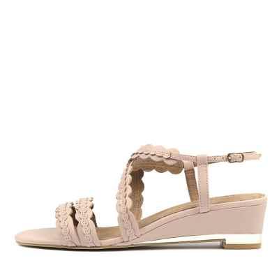 Diana Ferrari Jalana Blush Sandals