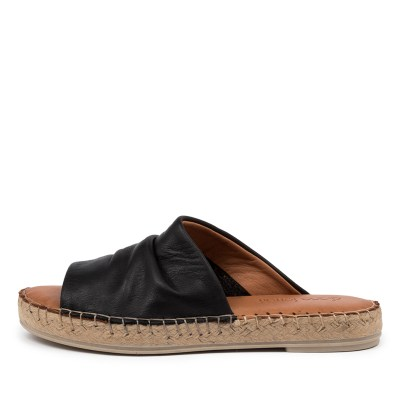 Diana Ferrari Dosha Df Negro (Black) Sandals