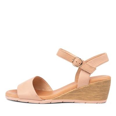 Diana Ferrari Xaida Df Dk Nude Sandals