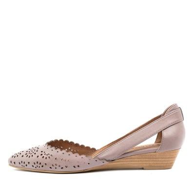 Diana Ferrari Presto Df Dusty Mauve E Shoes Womens Shoes Casual Flat Shoes