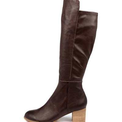 Django & Juliette Setley Whisky Boots Womens Shoes Casual Long Boots