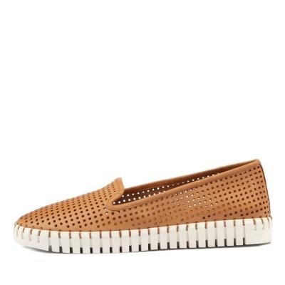 Django & Juliette Hollie Tan Sneakers