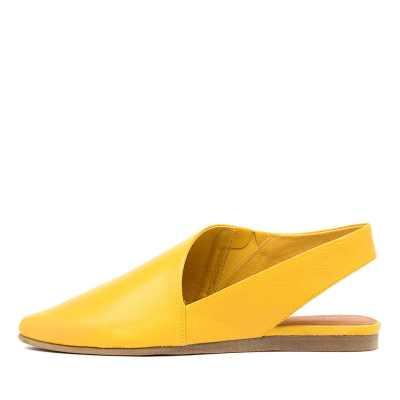 Django & Juliette Codie Buttercup Shoes