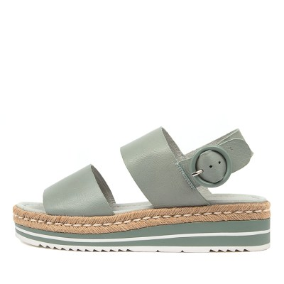 Django & Juliette Atha Steel Sandals