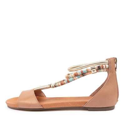 Django & Juliette Jazmin Cafe Sandals