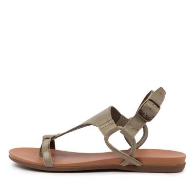 Django & Juliette Barisha Khaki Sandals