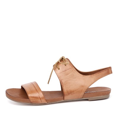 Django & Juliette James Tan Sandals