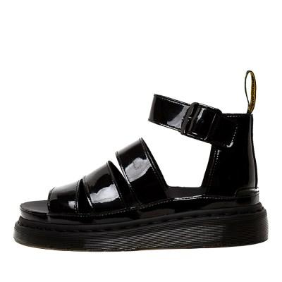 Dr Marten Clarissa Ii Black Sandals