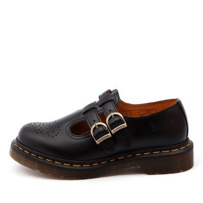 Dr Marten 8065 Mary Jane Black Shoes