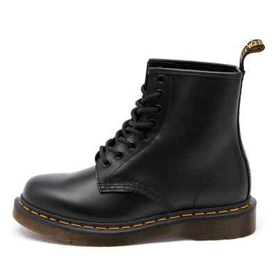 Dr Marten 1460 8 Eye Boot Black Boots