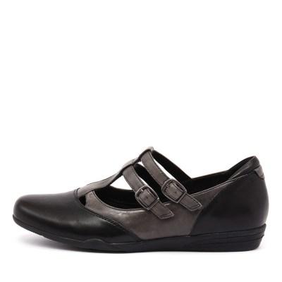 Earth Gemma Ea Black Shoes