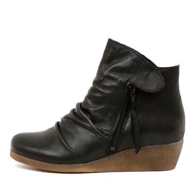 Effegie Ensoni W Black Boots