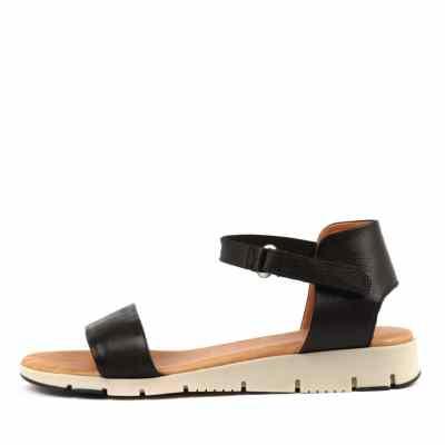 Effegie Aeria W Black Sandals
