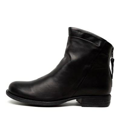 Eos Wilder W Black Boots