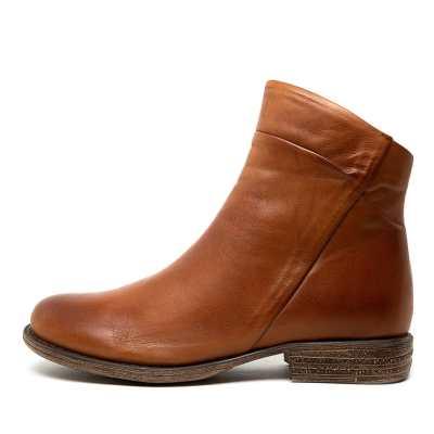Eos Wilder W Brandy Boots
