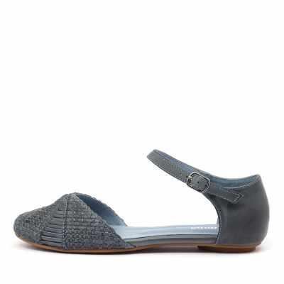 Gamins Elsa Denim Shoes