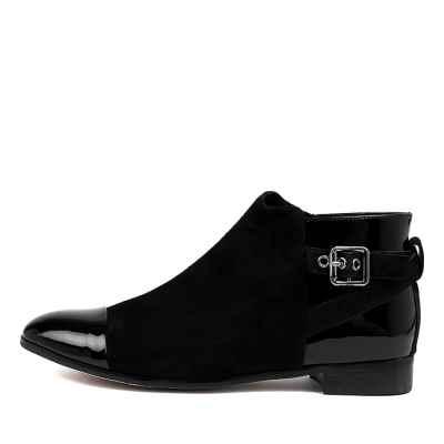 Gamins Jessika Black Black Boots