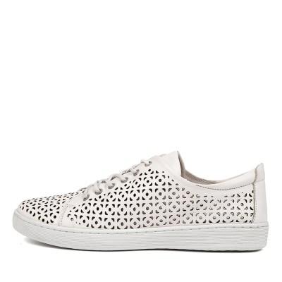 Gamins Dandee Gm White Sneakers