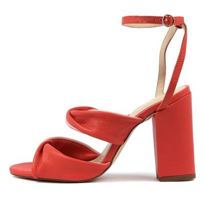 Hael & Jax Limbo Candy Pink Sandals