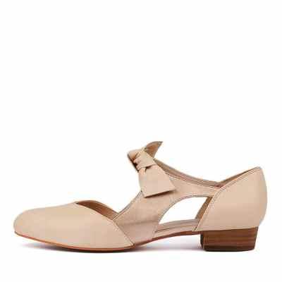 I Love Billy Estella Nude Rose Gold Shoes