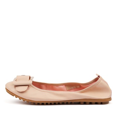 I Love Billy Cammie Nude Shoes