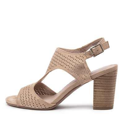 I Love Billy Ferraz Il Taupe Sandals