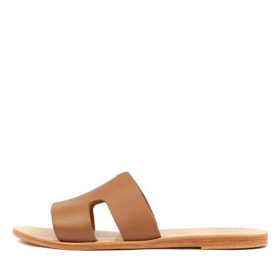 Just Because Agonda Tan Sandals
