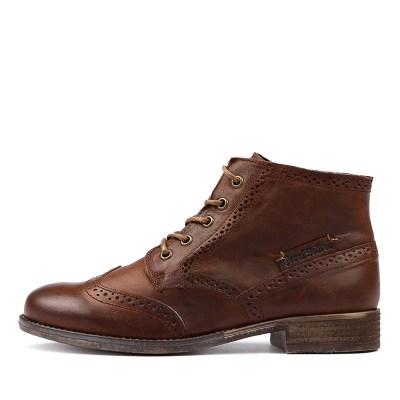 Josef Seibel Sienna 15 Camel Boots