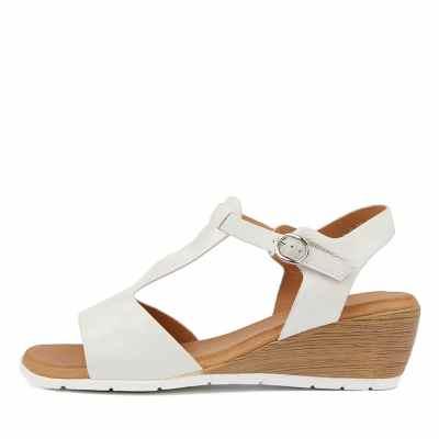Los Cabos Marissa W Silver Sandals