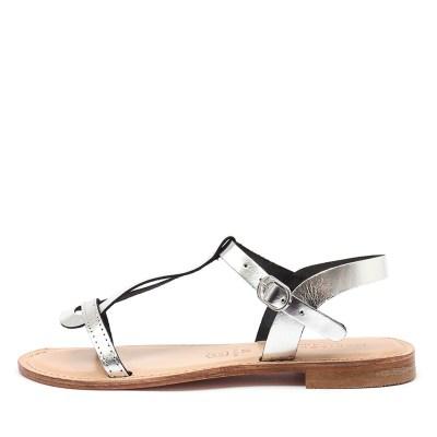 Maria Rossi Erin Argento Sandals