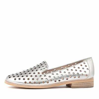 Mollini Queff Silver Shoes