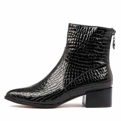 Mollini Detailer Black Boots