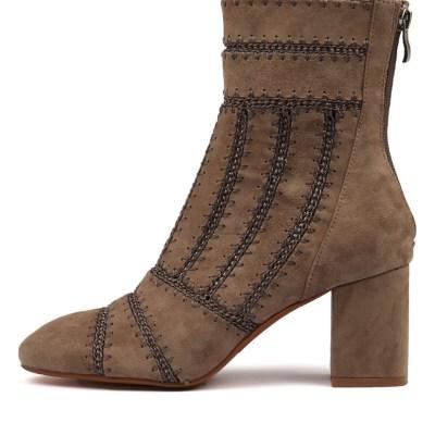 Mollini Shuffle Taupe Boots